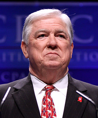 Mississippi Republican Party - Haley Barbour, former Governor of Mississippi.