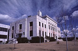 Hall County Courthouse katika Gainesville