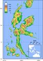 Halmahera Topography.png