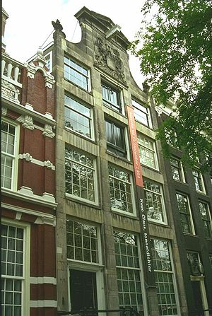 Philips Vingboons - Herengracht 168