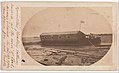 Hamilton's Floating Battery Moored at the End of Sullivan's Island the Night Before They Opened Fire upon Fort Sumter MET DP266515.jpg