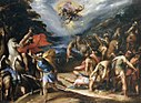 Hans Speckaert - Conversion of St Paul on the Road to Damascus - WGA21655.jpg