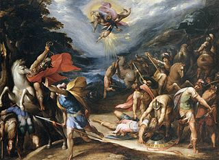 Conversion of St Paul on the Road to Damascus