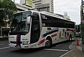 Hanshin Bus 582-53 at Sannomiya Station.JPG