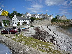 Harbour at Moelfre . - geograph.org.uk - 487663.jpg