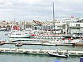 Harbour of Valencia bit before the America´s Cup - Spain - panoramio.jpg