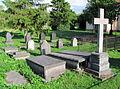Harju-Madise kirikuaed, hauad.JPG