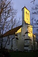 Церковь Харью-Ристи