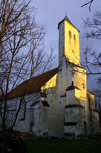 Harju-Risti - Harju-Risti church