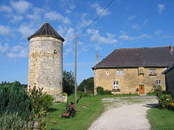 Harricourt Ardennes France Maison forte et moulin 01.JPG