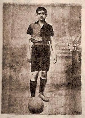 1910–11 Galatasaray S.K. season - Hasan Basri Bütün - September 1910