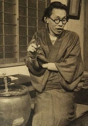 Ugetsu - Fumio Hayasaka composed the score.