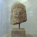 Head of a small Kouros, 550-500 BC, AM Naxos, 111847x.jpg