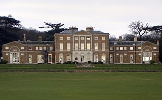 Woodhall Park Historic house in Hertfordshire, England