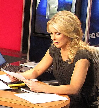 Heather Childers - Heather Childers on Fox News in 2012