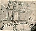 Heilbronn Neuplanung vor dem Fleinertor 1830-1840 Plan von Baurat Bruckmann 1838, nicht zur Ausführung genehmigt.JPG