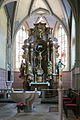 Heiligenblut in NÖ - Kirche, Hochaltar.JPG