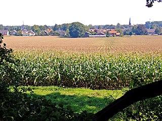 Hellendoorn Municipality in Overijssel, Netherlands