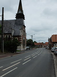 Hendecourt-lès-Cagnicourt - Grand Rue.JPG