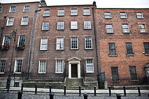 John Maxwell, 1st Baron Farnham - Farnham's town house 4 Henrietta Street, Dublin, August 2008