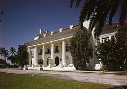 Henry M. Flagler Mansion, Whitehall Way, Palm Beach (Palm Beach County, Florida).jpg