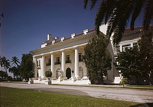 Whitehall (Henry M. Flagler House) - Henry M. Flagler Mansion