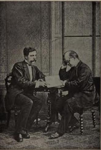 Parapsychology - Henry Slade with Zöllner