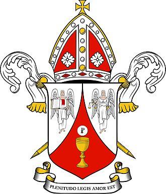 Szymon Niemiec - Bishop Niemiec's Coat of Arms