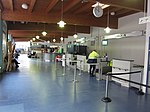 Heringsdorf airport terminal checkin area 2017.jpg