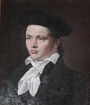 Christian Albrecht Jensen - Image: Hermann Ernst Freund