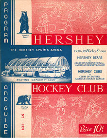 Hershey Bears - Wikipedia
