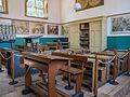 Het Hoogeland openluchtmuseum in Warffum, klaslokaaltje.jpg