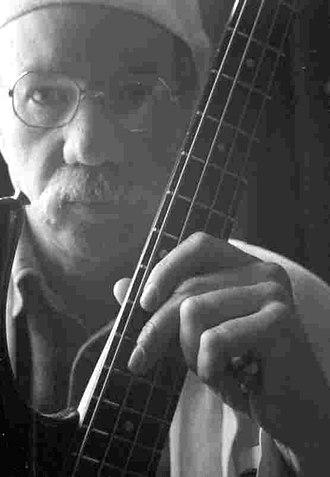 Hugh Hopper - Hopper in 2007