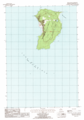 High Island, Michigan, USGS Topo Map 1 24000 1986.tif