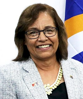 Hilda Heine Marshallese politician