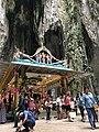 Hindu temple inside batu caves.jpg