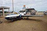 Historic Aviation Memorial Museum August 2018 07 (Cessna T-37B Tweet).jpg