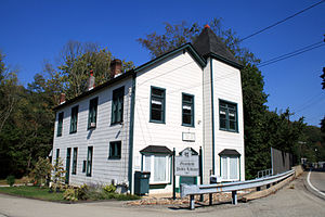 Shaler Township, Allegheny County, Pennsylvania - Historic Glenshaw Public Library