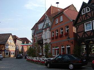 Hitzacker - Am Markt in Hitzacker