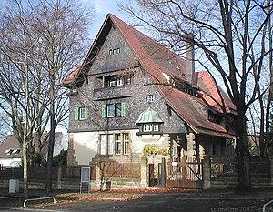 Hugo Eberhardt - Pielenz Mansion in Heilbronn