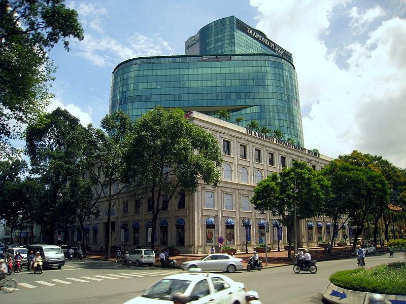 Tập tin:Ho Chi Minh City Diamond Plaza.jpg