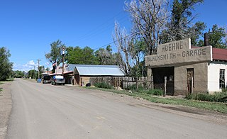 Hoehne, Colorado Census Designated Place in Colorado, United States