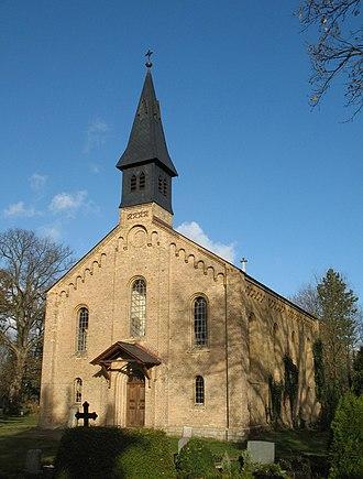 Kremmen - Church in Hohenbruch