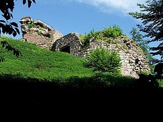 Château de Hohenbourg - Ruins of Hohenbourg