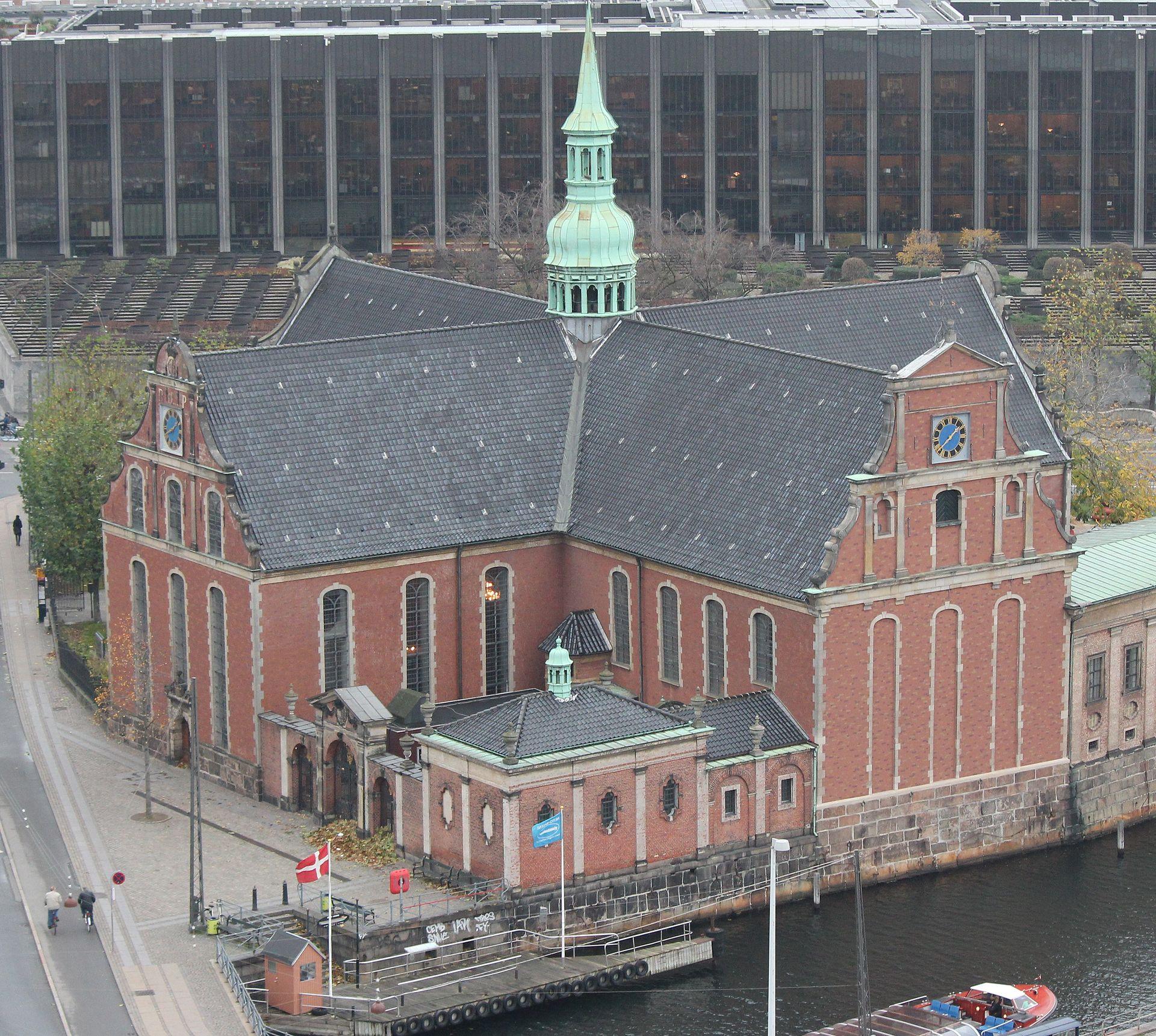 Church of Holmen - Wikipedia