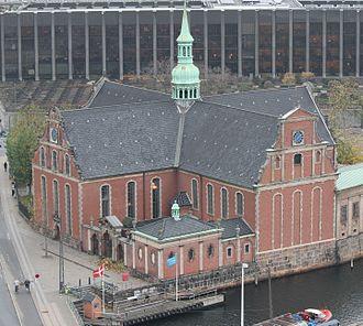 Church of Holmen - Image: Holmens Kirke