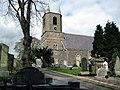 Holy Trinity Drumbo, Ballylesson (1) - geograph.org.uk - 756917.jpg
