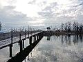 Holzbrücke - Heilighüsli - Obersee - Rapperswil HSR 2013-01-21 11-39-12.JPG