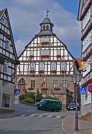 Homberg (Efze) - Town Hall