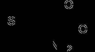 Homocysteine - Image: Homocysteine racemic